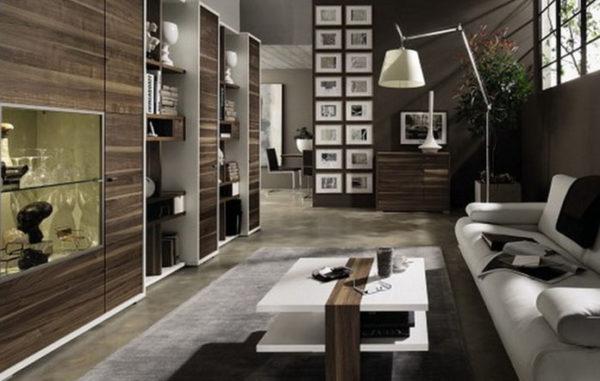 A modern family home