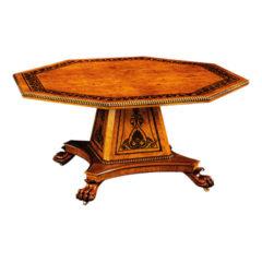 5ft Pollard Oak Centre Table