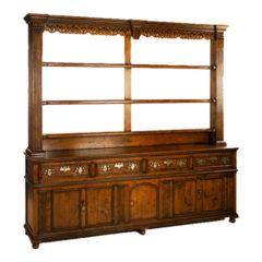 Large Oak Dresser