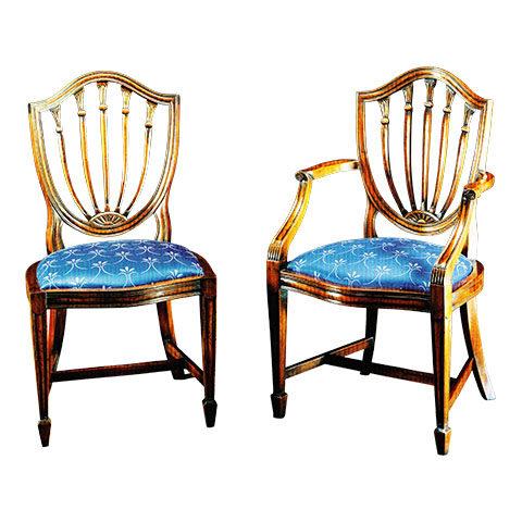 Mahogany Hepplewhite Chair