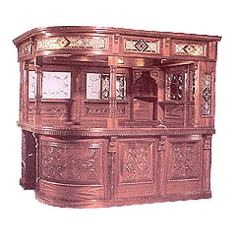 Oak Corner Bar