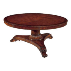 William IV Style Dining Table